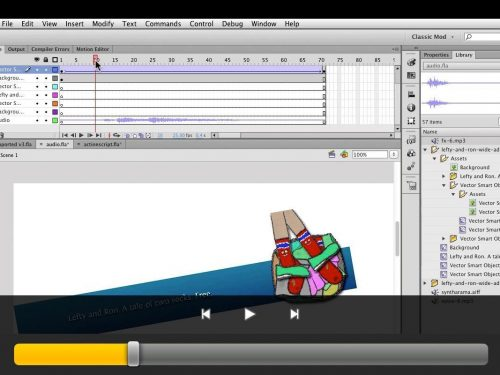 The Available Brands Of The Best Flash Animation Software